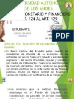 Derecho Civil Art 124 al 129 Ecuador