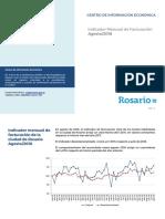 Informe Economico- Agosto 2018