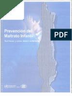 Prevencion Del Maltrato Infantil