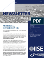 IISE NEWSLETTER OCTOBER 2018 ISSUE