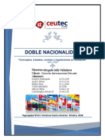 Internacional Privado. Doble Nacionalidad V28.10.2018