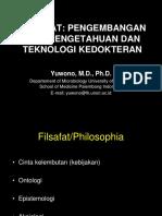 Filsafat Landasan Ilmu
