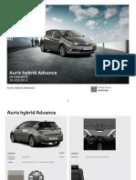 Auris hybrid Advance