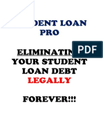 Student Loan BankFraud
