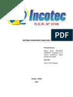 Monografia de Sistema Financiero