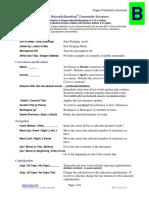 Dragon NaturallySpeaking Commands Summary v11-12