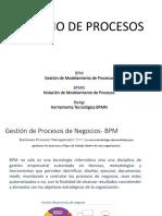 Diseño de Procesos BPMN y BIZAGI