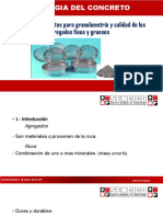 ASTM C 33 Requisitos Para Granulometría Aridos