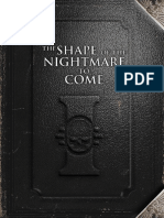 Warhammer 50K - The Shape of the Nightmare to Come