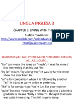Lingua Inglesa 3 2016 Chapter 6