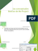 Buenas Prácticas en Ms Project 2013 v2