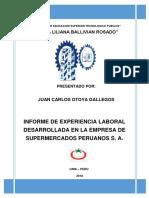 Ficha Laboral Examen Suficiencia Profesional _JUAN CARLOS Listo