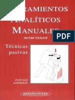 Henri Neiger - Estiramientos Analiticos Manuales