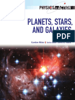 (Physics in Action) Gordon Ritter, David G. Haase-Planets, Stars, And Galaxies -Chelsea House Publications (2007)