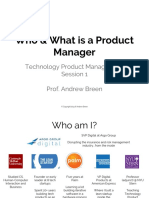 Lecture 1_ Who & What is a Product Manager