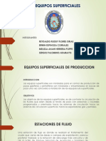 Equipos Superficiales de Produccion