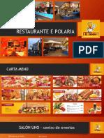 Restaurante e Polaria Maraza