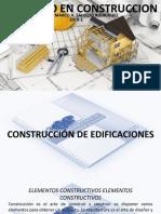 Clase Nº 02 Diseño en Construccion (Tipos de Construcciones)