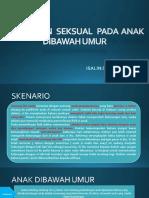 KEJAHATAN   SEKSUAL   PADA  ANAK.pptx