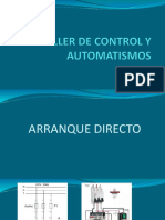 Taller de Control y Automatismos Diapositivas