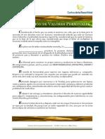 Carlos de la Rosa Vidal - Declaración de Valores Personales.pdf