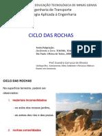 Aula 3_ Ciclo Das Rochas