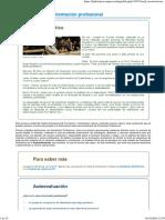 FOL01 - La Auto-Orientación Profesional