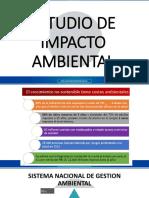 Estudio de Impacto Ambiental