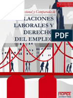 regulaciones laborales OSDE