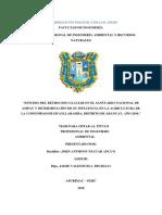 Tesis-Estudio del retroceso glaciar en el santuario nacional de ampay y determinacion de su influencia en la agricultura T040_46625928_T.pdf