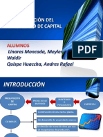 Elaboracion Del Presupuesto de Capital