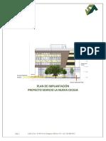Plan de Implantación OL NC