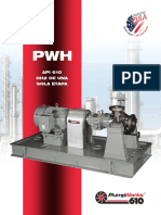 PW610 PWH Brochure Spanish-1