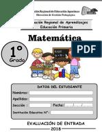 1-ERAI-Matematica Primer Grado Primaria