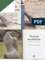 Tecnica - Tecnicas Escultoricas