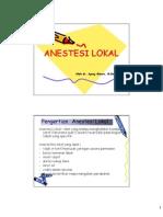 anestesi-lokal