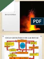 Rocas Igneas SEDI PRIMER 222