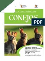 Manual cría de conejos