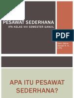 PESAWAT SEDERHANA.pptx