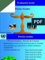 CEPAL Evaluación Social y Económica
