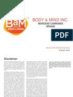 Bam Investor Presentation August Final