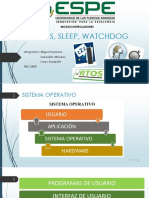 Rtos Sleep Watchdog