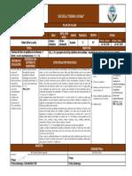 1.- Formato de Plan de Clase