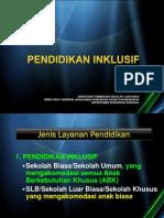Paparan Dit. Pslb 2009 Inklusi Terbaru