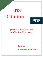 Source Citation