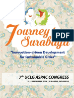 The 7th UCLG ASPAC Congress Brochure