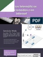 Servicios Telemáticos Relacionados Con Internet