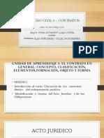 Derecho Civil v Contratos