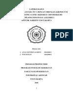 Laporan Kasus Aul Sufi