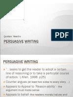 Persuasivewriting.ppt